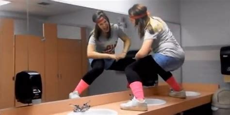 girl twerking in bathroom 9 traditions that white people love to butcher