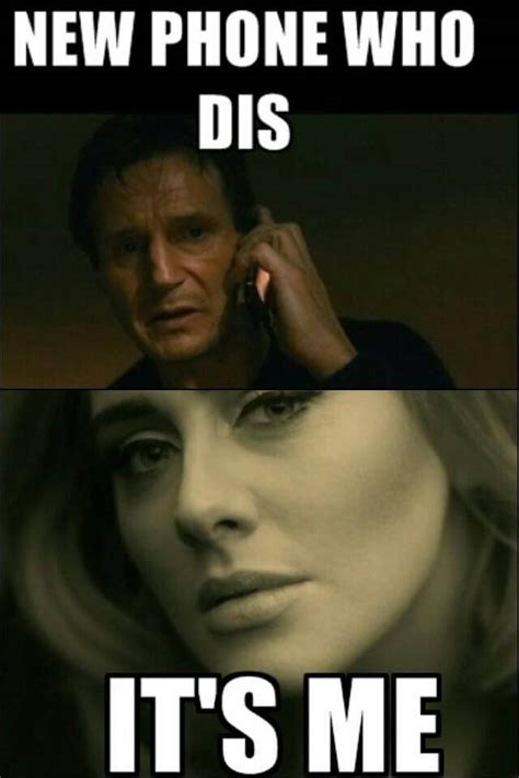 New Phone Meme - 28 adele hello meme pictures because you really didn t