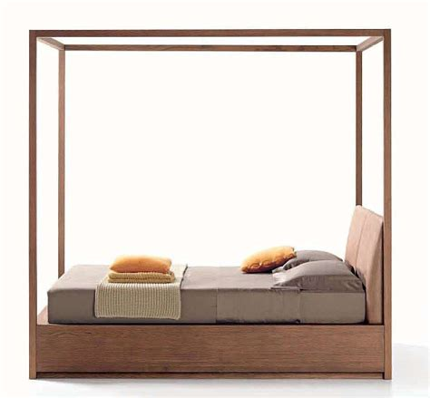 letto baldacchino moderno letti a baldacchino di design foto nanopress donna