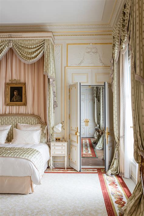 the bedroom place glamorous spaces the ritz paris hotel on place vend 244 me