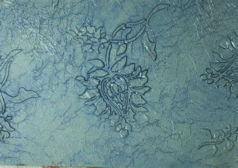 metallic faux painting techniques inspiration tissue paper a raised joint compound