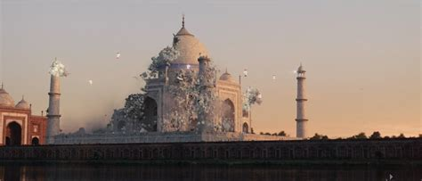 Resume For All Jobs by Pixels Taj Mahal Vfx Breakdown