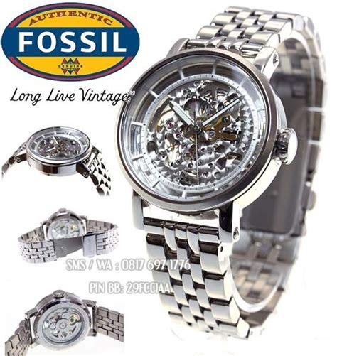 Fossil Me 3067 Automatic promo jam tangan wanita fossil me3067 matic original