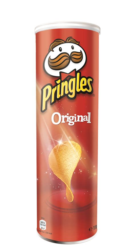 Or Original Pringles Original
