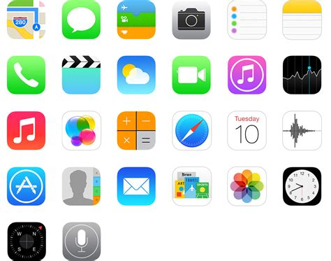 iphone icons ios 7 the pixel envy review pixel envy