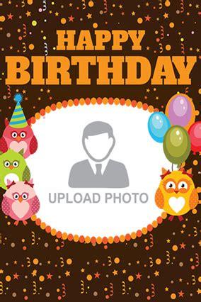 Free Customized Birthday Cards