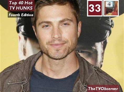 hotlist top 40 thetvobserver thetvobserver top40 hot tv hunks