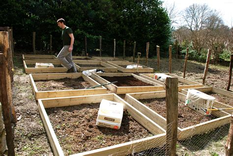 raised bed vegetable garden layout 301 moved permanently