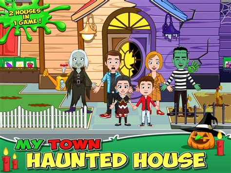 haunted house app my town haunted house apps 148apps