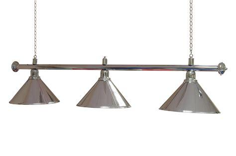 pool table bar lights strikeworth chrome pool table lighting bar liberty