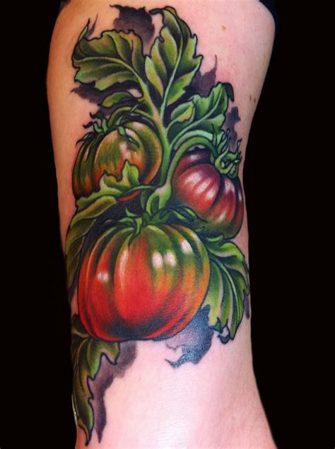 heirloom tomato done by lawson instagram