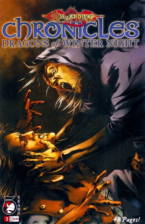 Pdf Dragons Winter Dragonlance Chronicles by Dragonlance Chronicles Dragons Of Winter 2 4