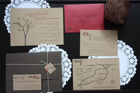 Wedding Invitations Ideas Diy by Unique Diy Wedding Invitation Ipunya