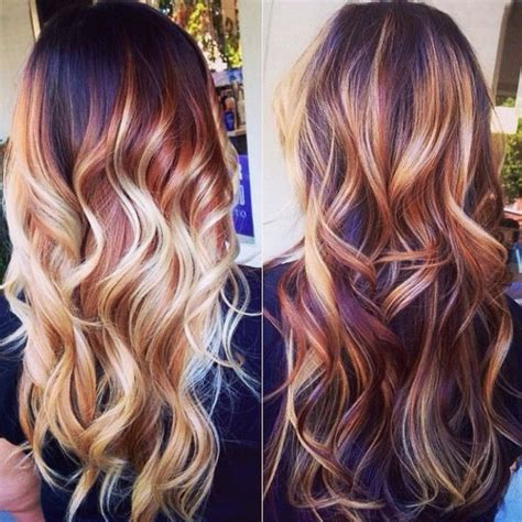 fashion hair colours 2015 20 colorations ombr 233 hair chic et tendance coiffure