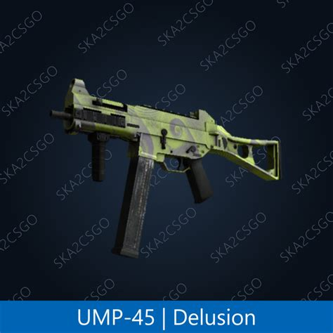 Jual Csgo Item Skin Italy Awp Pit Viper Restricted jual ump 45 delusion mil spec smg counter strike global offensive itemku