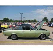 1969 Ford Falcon Design Specs Collectibility