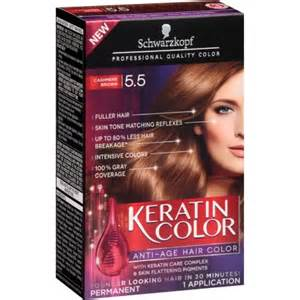 schwarzkopf hair color schwarzkopf keratin color anti age hair color kit 5 5