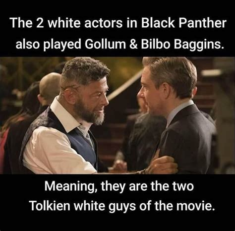 white meme black panther memes 006 tolkien white guys comics and memes