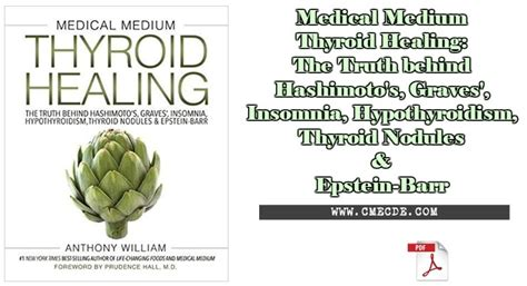 1401948367 medical medium thyroid healing the download medical medium thyroid healing the truth behind