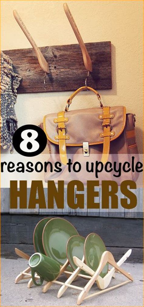 8 reasons to upcycle hangers great ideas for home decor