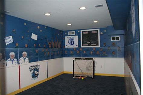 44 Best Hockey Room Ideas 1000 Images About Eri Specialty Projects On