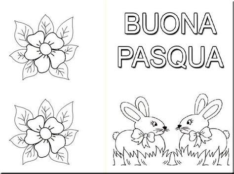 Foglio Per Lettera D Da Stare by Pasqua Biglietti D Auguri Da Stare E Colorare Con I