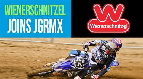 joe gibbs racing motocross wienerschnitzel announces the dogs for homeless tour