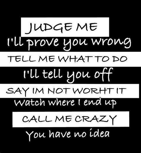judge me quotes quotesgram
