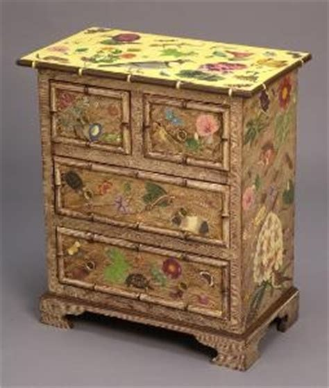 decoupage furniture with scrapbook paper 17 best images about decopatch on papier mache