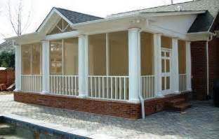 charlotte screened porch ideas screened in porch