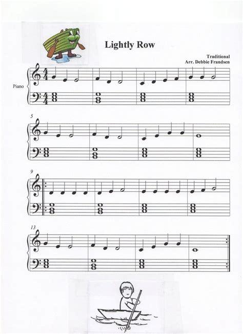 Lightly Row Suzuki Pin By Belinda Burleson On Piano