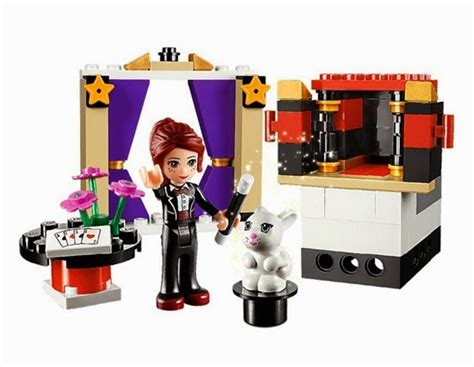 Mainan Lego Bela Friend 10131 mainan anak edukatif lego friends bela 10131 s magic