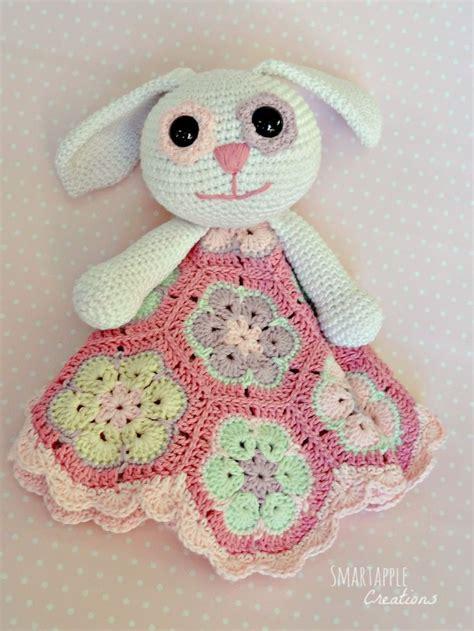 bunny lovey crochet pattern free smartapple amigurumi and crochet creations crochet bunny