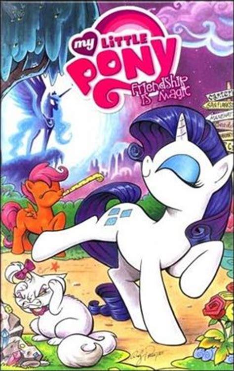 New 8498 Set 3 my pony friendship is ma set c jan 2012 comic
