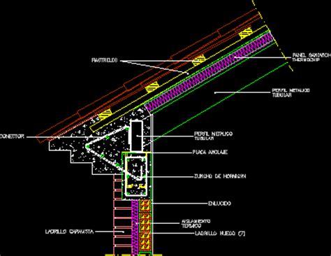 Murah Acoustic Tubular Electronics Y 01 roof details dwg detail for autocad designs cad