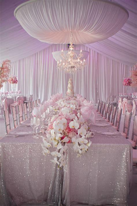 trend möbel wedding trends table garlands the magazine