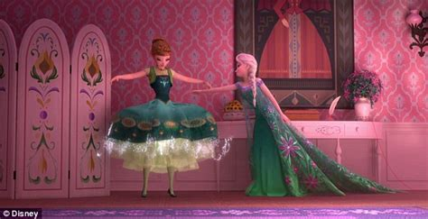 Gamis New Elsa 3 frozen fever trailer sees elsa and olaf return to