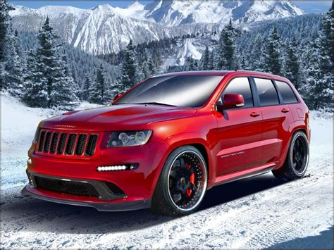 Jeep Horsepower Hennessey Performance Jeep Grand Srt8 Car Tuning