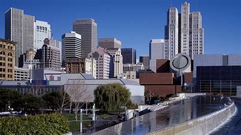 Garden Center San Francisco by Yerba Buena Gardens Wttw Chicago Media