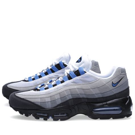 Nike Airmax Blue nike air max 95 blue spark southportsuperbikeshop co uk