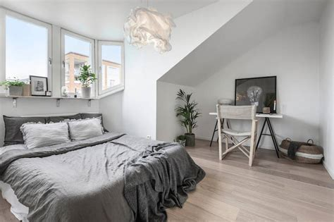 earthy interior design   compact scandinavian apartment