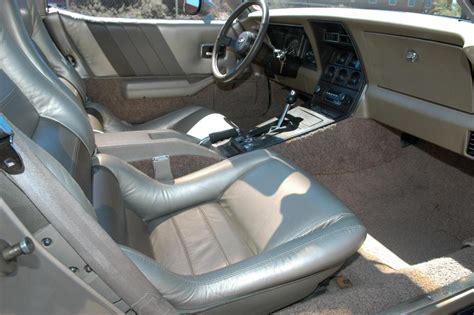 1982 chevrolet corvette interior pictures cargurus
