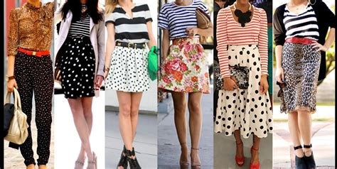 pattern mixing outfit ideas fashion fridays how to mix prints the domestic rebel