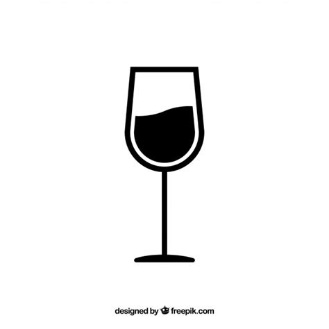 wine vector wine glass vector vector free