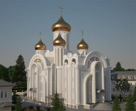 Government Cabinet by Orthodox Church Consecrated In Bishkek