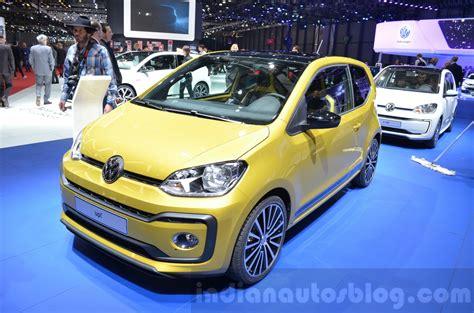 volkswagen up 2016 2016 vw up facelift 2016 geneva motor show live