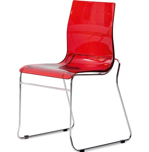 gel t stackable dining chair by domitalia domitalia chairs