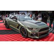 Gallery The Tuned Muscle Cars From SEMA 2015  Top Gear
