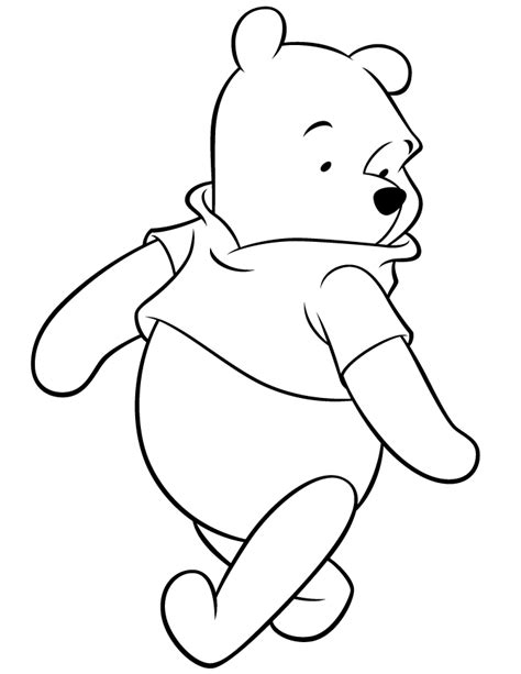 pooh bear coloring pages to print pooh bear coloring pages printable coloring pages