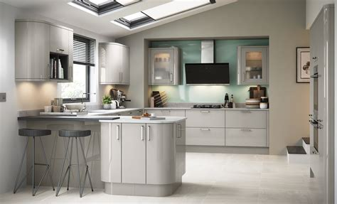Www Kitchen Collection by Zola Gloss Contemporary Kitchen Stori